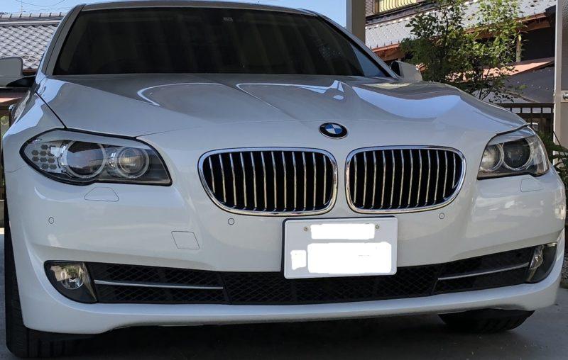 BMW5シリーズの維持費(F10)故障