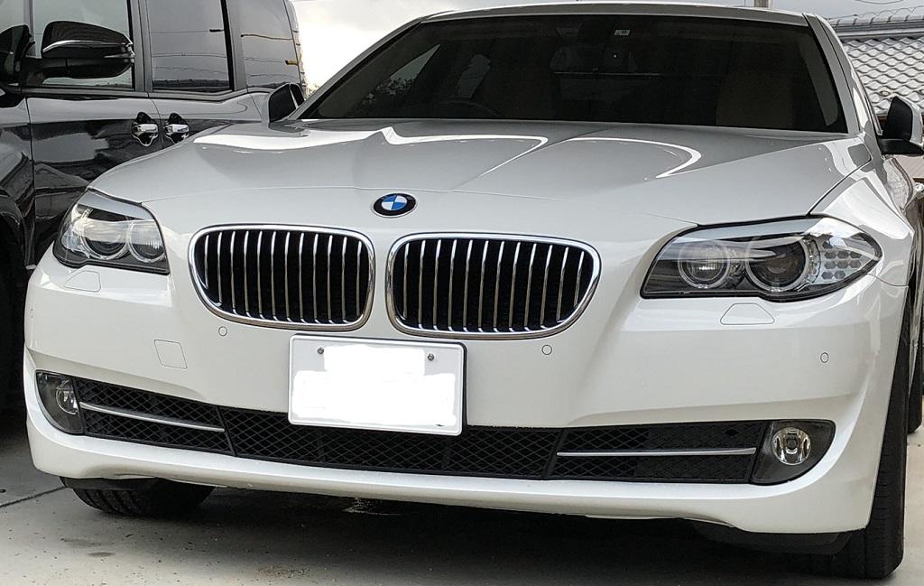 BMW528iの試乗