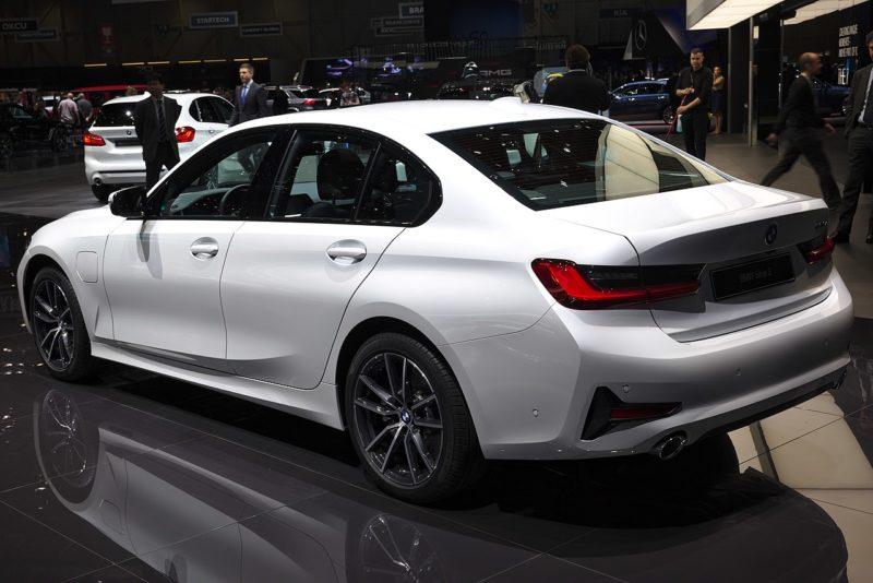 BMW新型3シリーズ