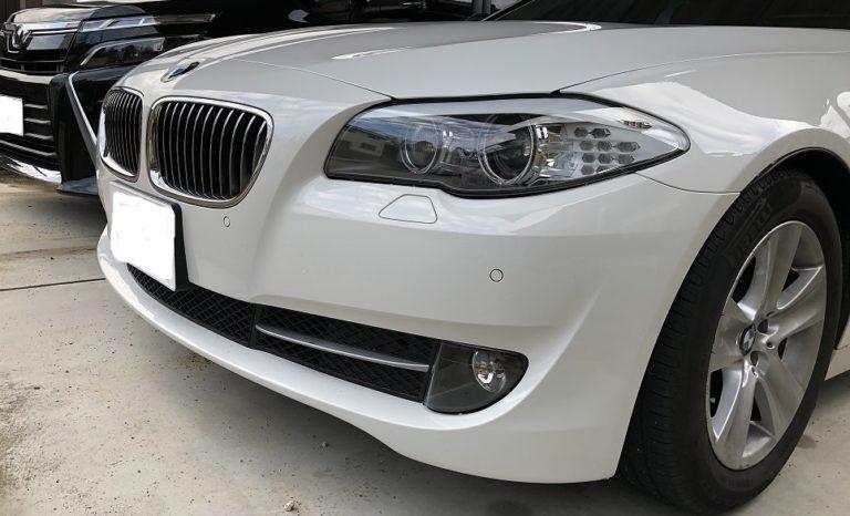 BMW5シリーズ(F10)の車検費用