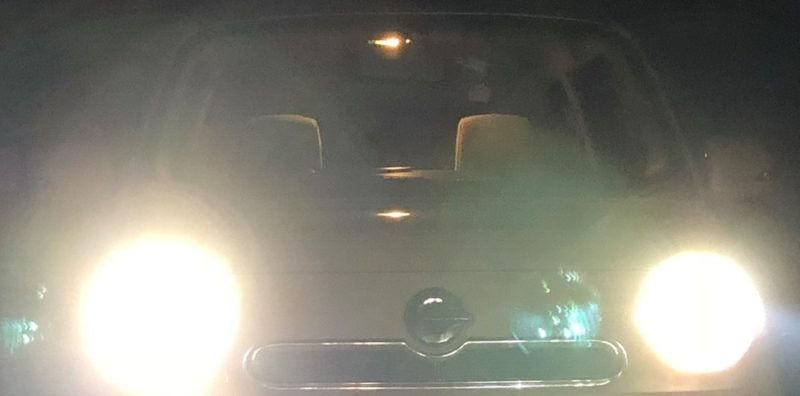 ミラココアのLEDヘッドライト交換